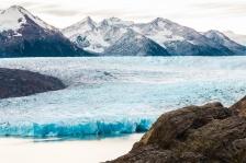 That is a big glacier
